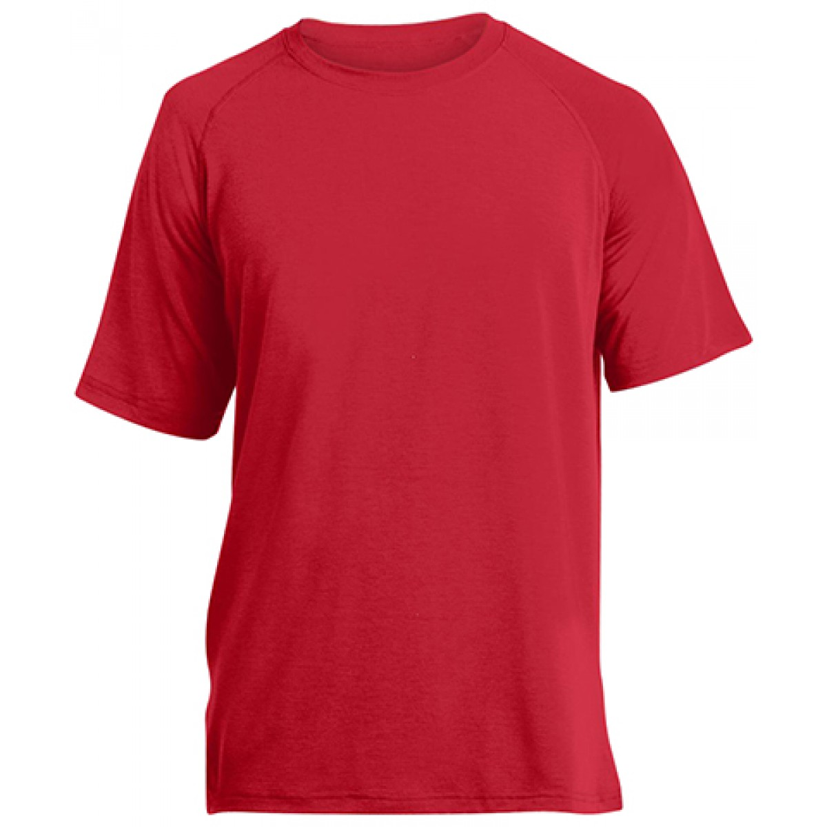 Ultimate Performance Crew-Red-XS