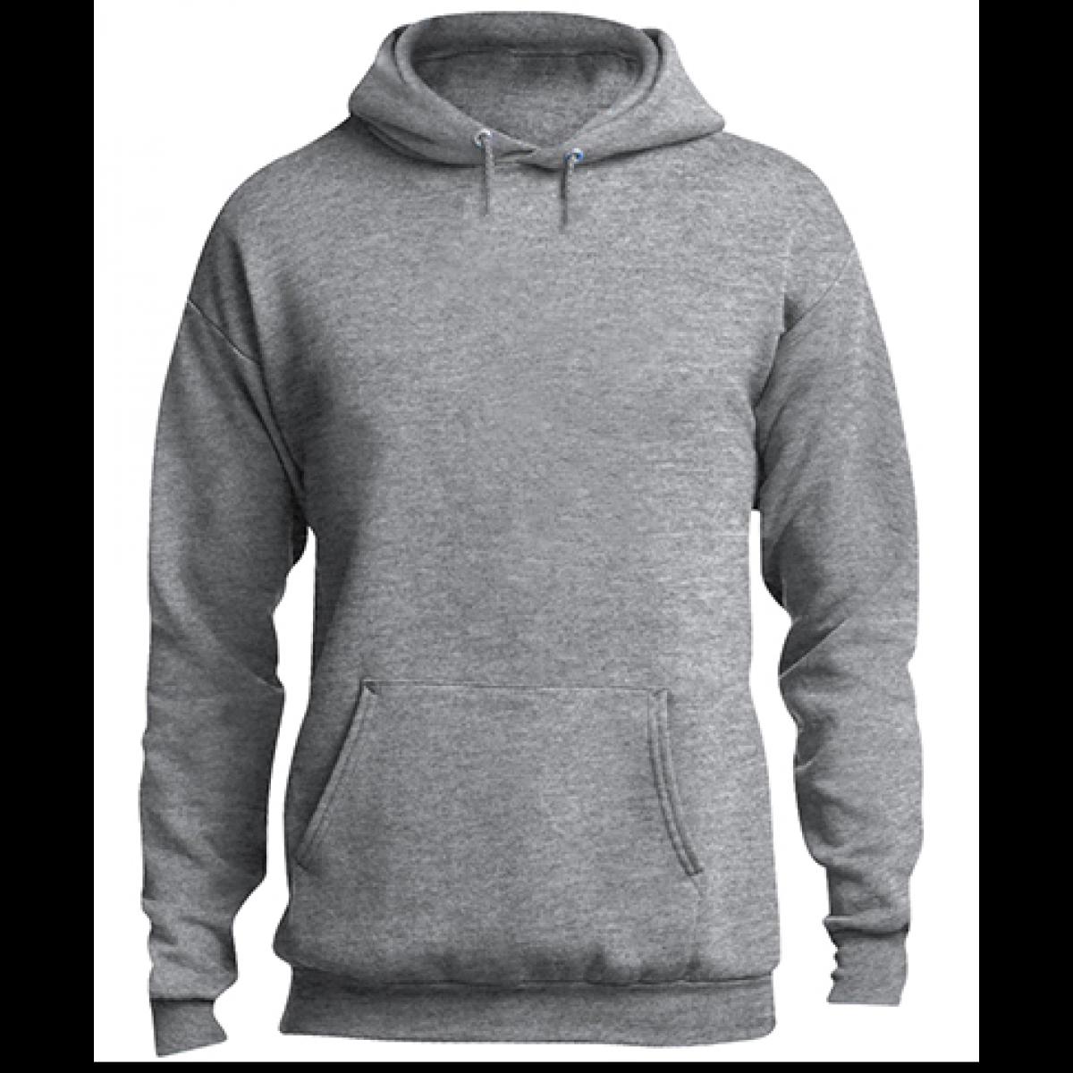 Classic Pullover Hooded Sweatshirt