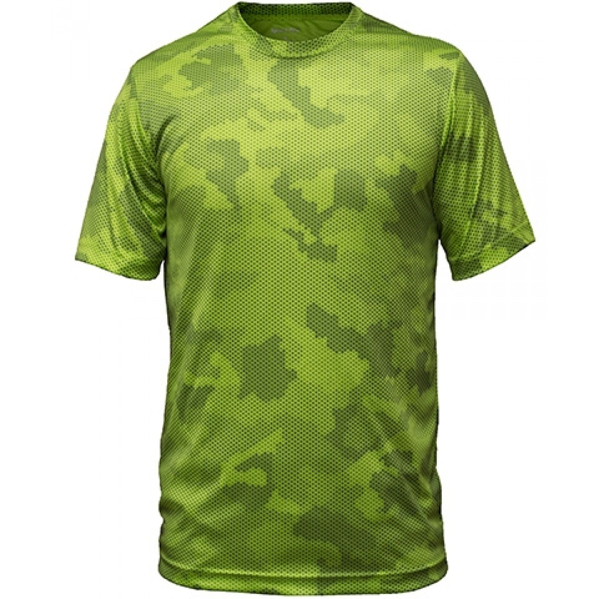 Green Camo Short Sleeve