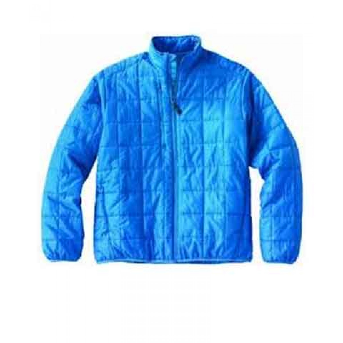Storm Creek Lightweight Quilted Jacket - Electric Blue-3XL