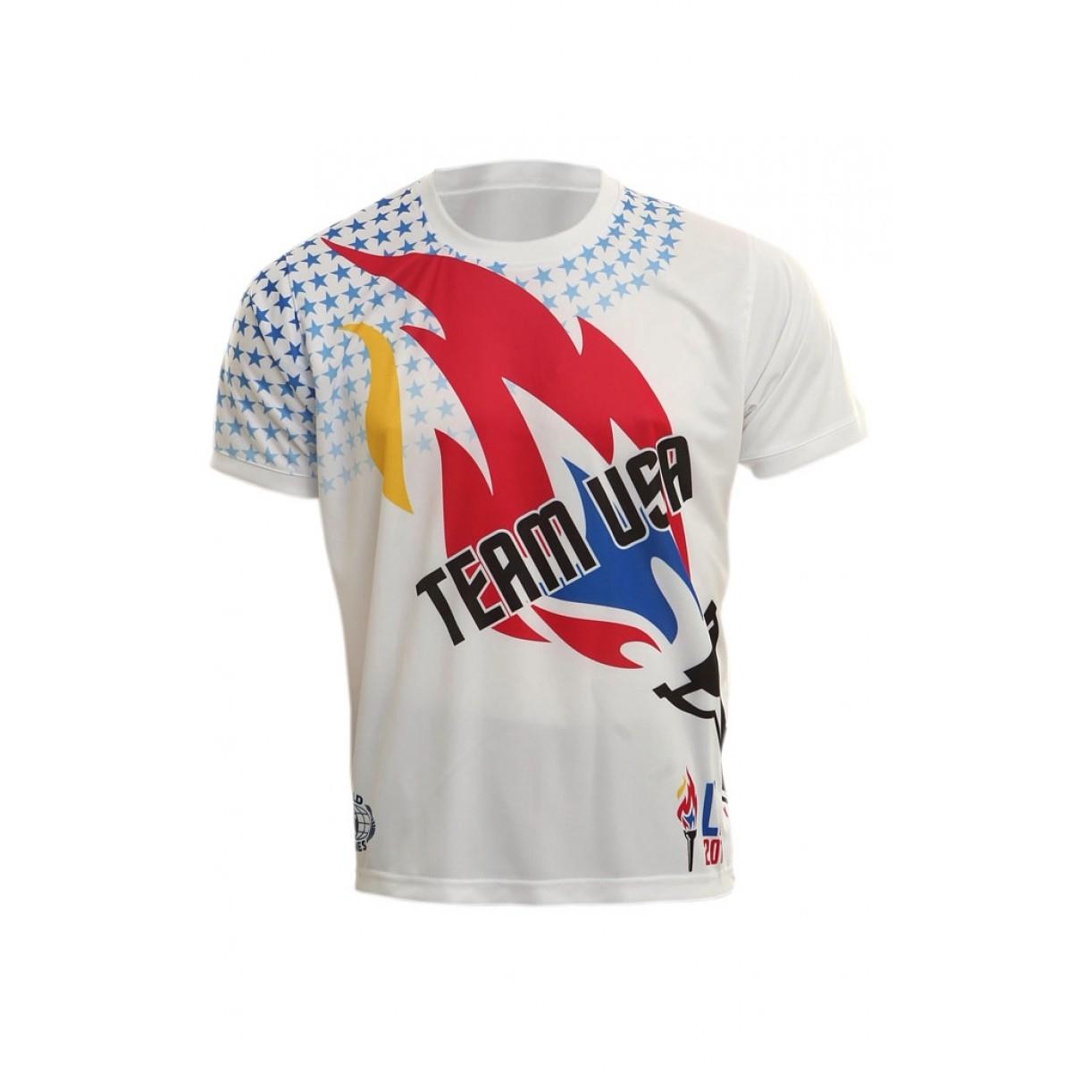 TEAM USA Sublimated T-shirt