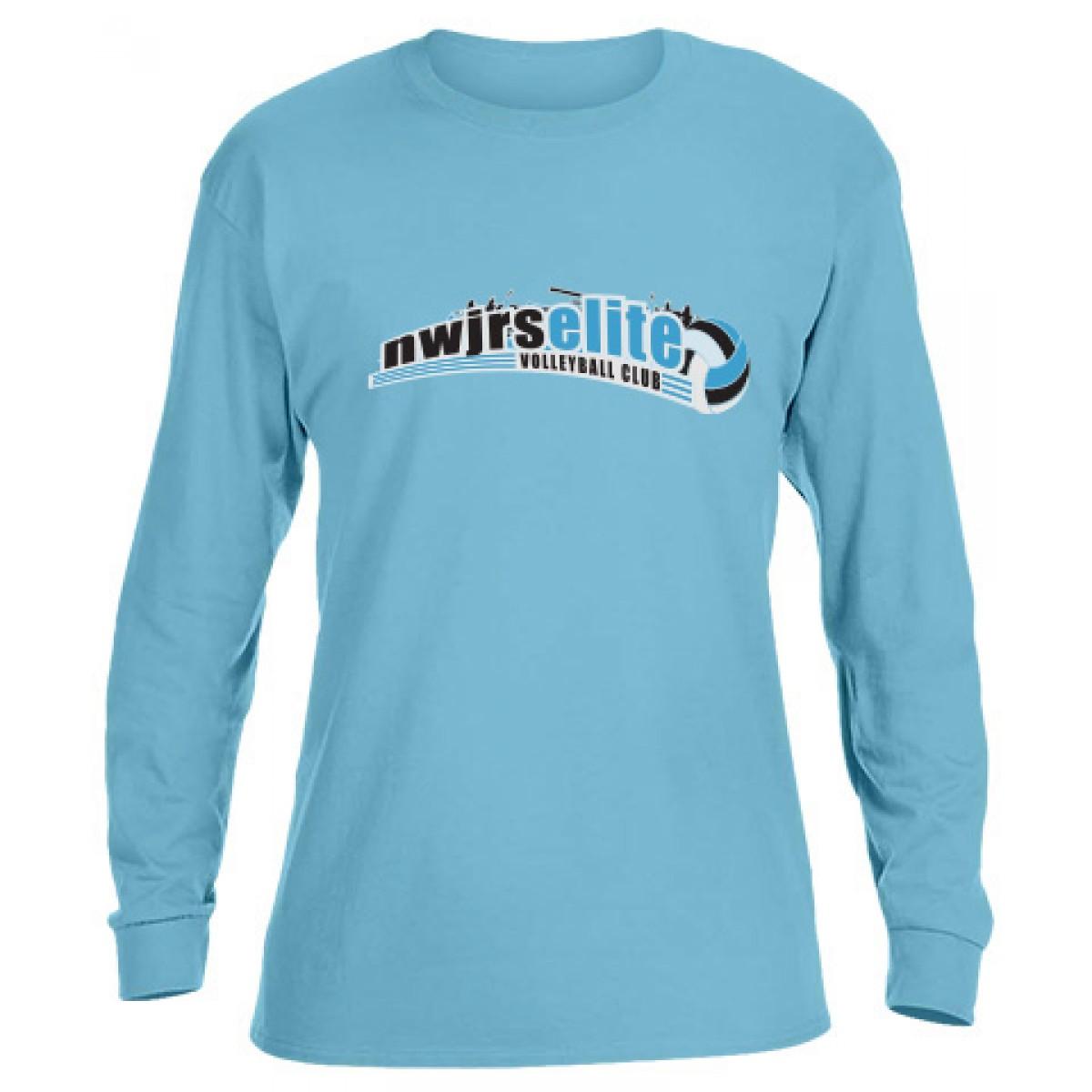 Northwest Volleyball Foundation Scholarship Program-Sky Blue-XL