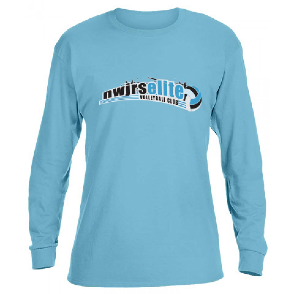 Northwest Volleyball Foundation Scholarship Program-Sky Blue-2XL