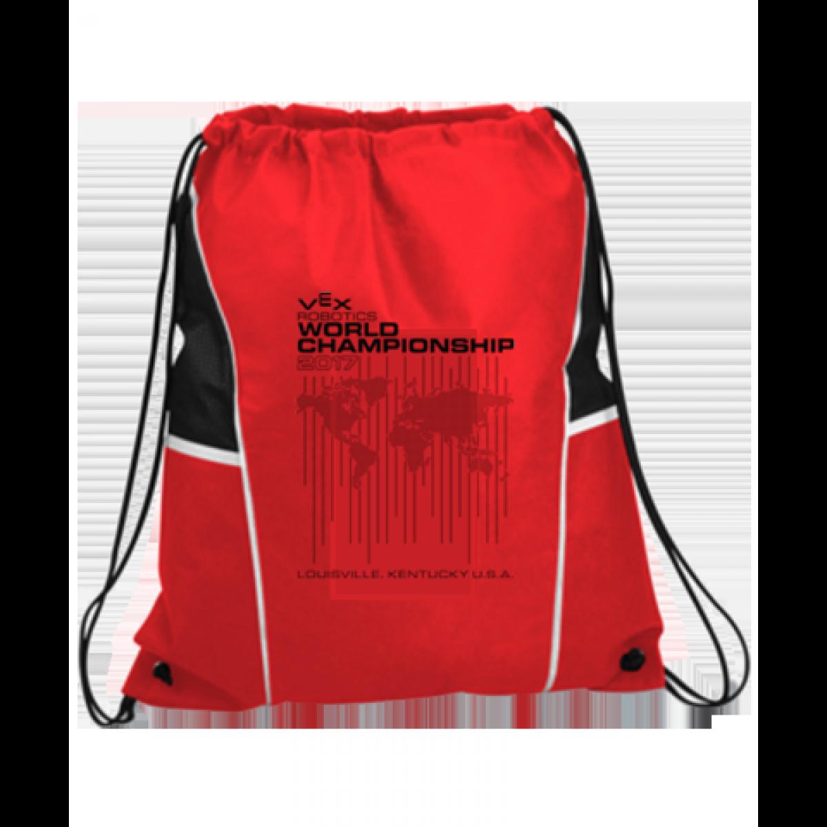 VEX 2017 Drawstring Bag - Red