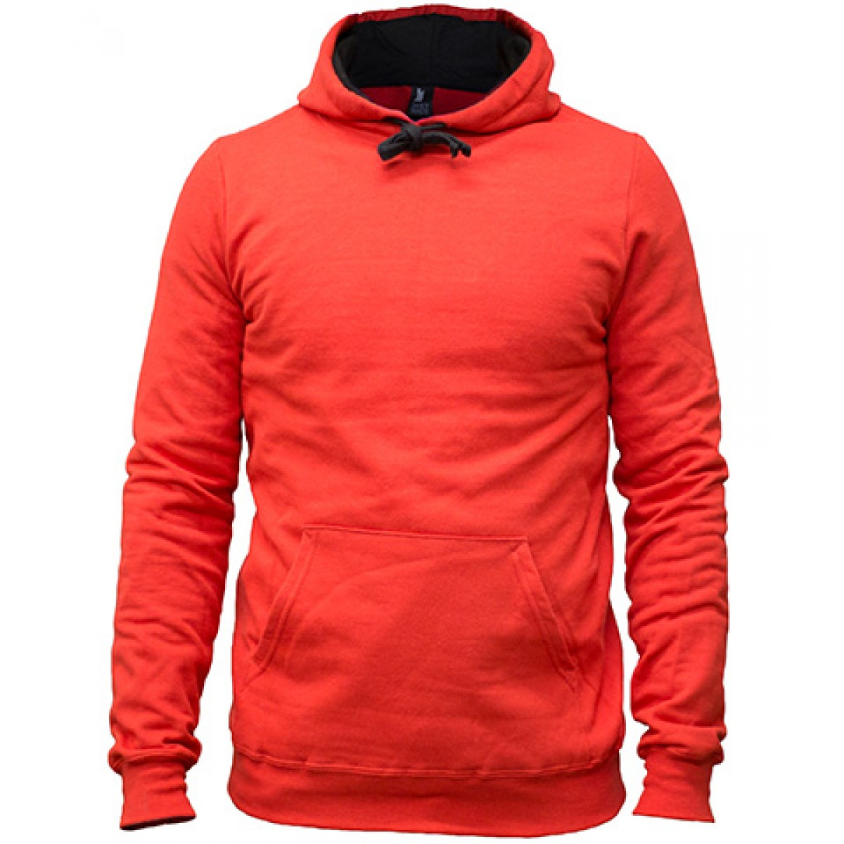 Concert Fleece Hoodie-Red-XL