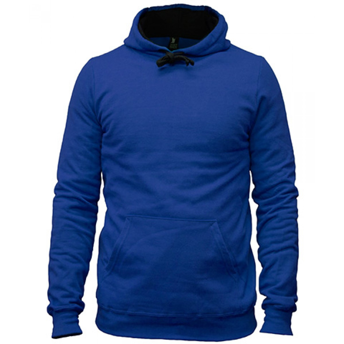 Concert Fleece Hoodie-Royal Blue-3XL