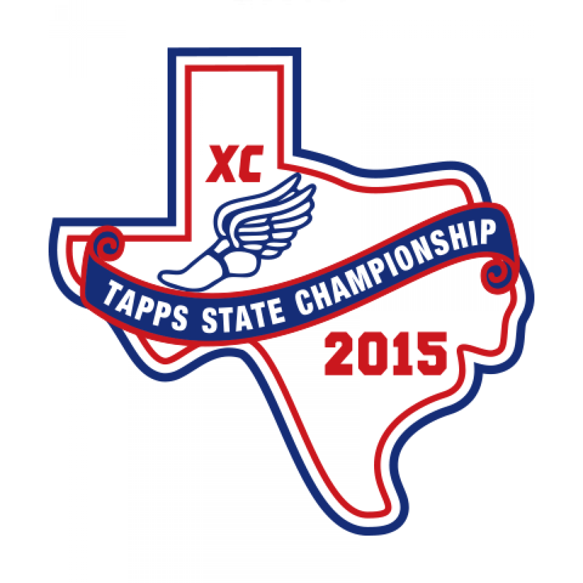 Felt 2015 TAPPS XC Championships Patch