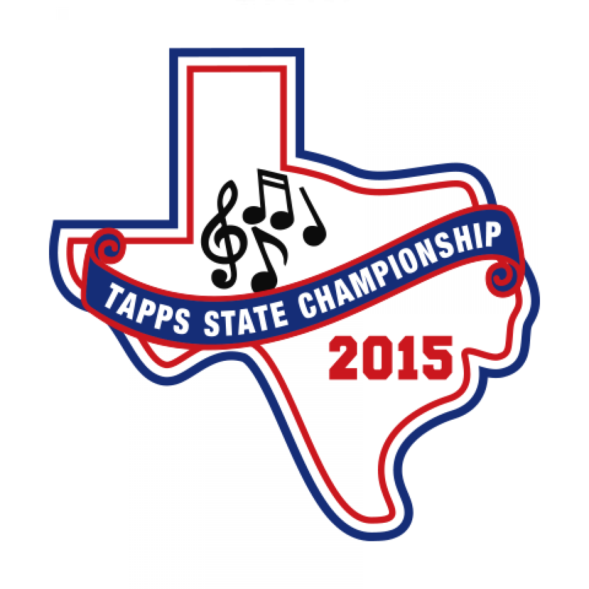 Felt TAPPS 2015 Band State Patch