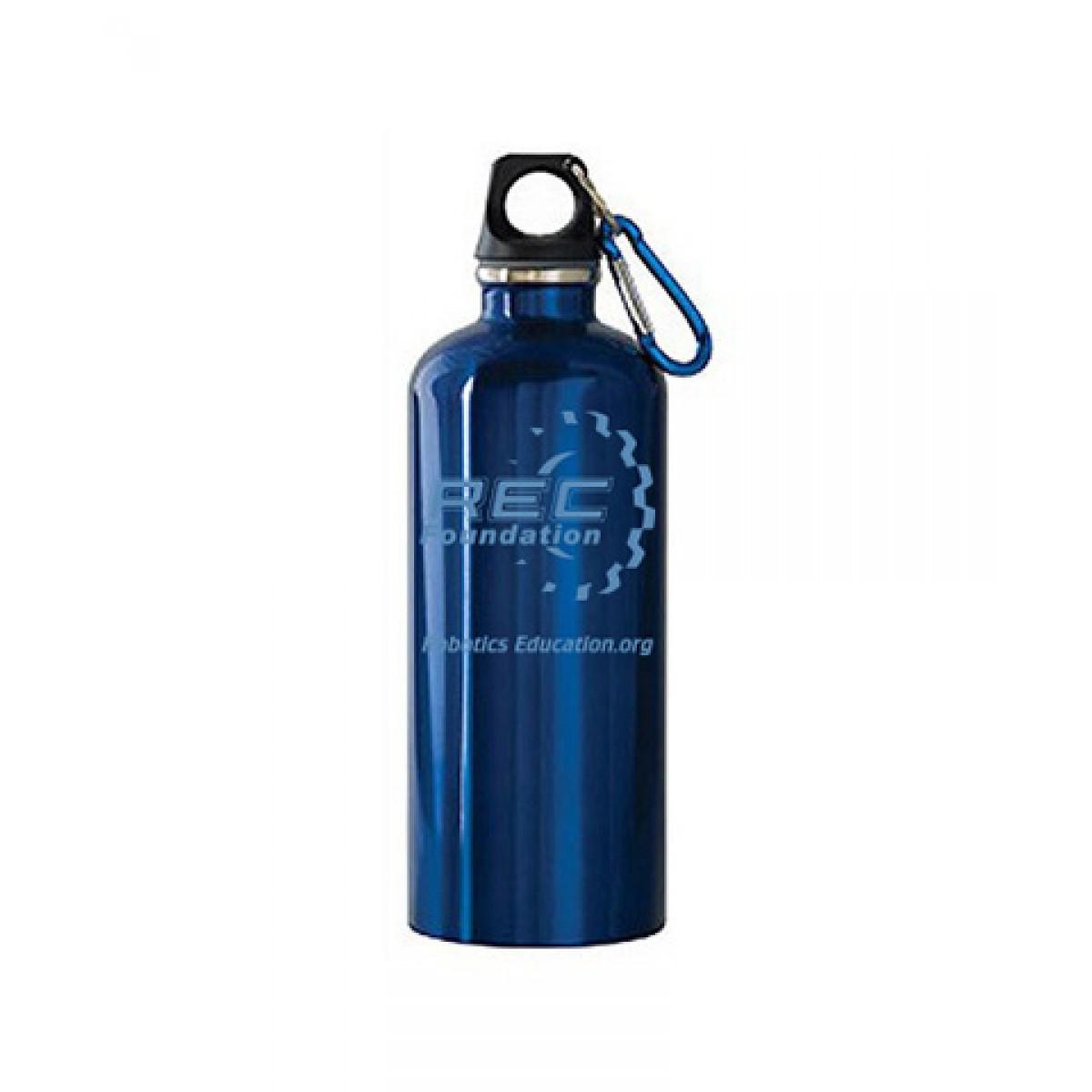 Aluminum Sports Bottle | 26 oz-Royal Blue