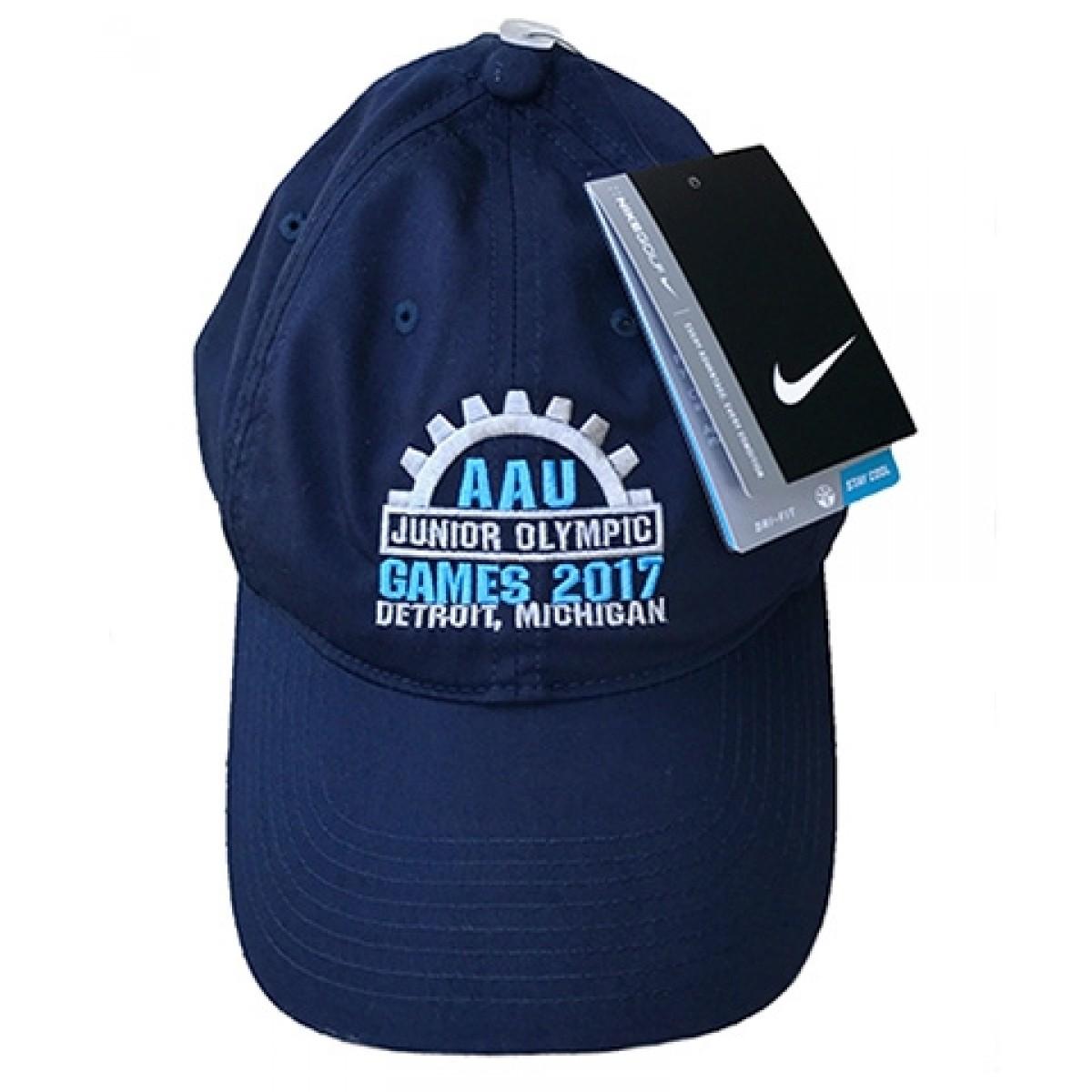 Navy Nike AAU Junior Olympics Hat