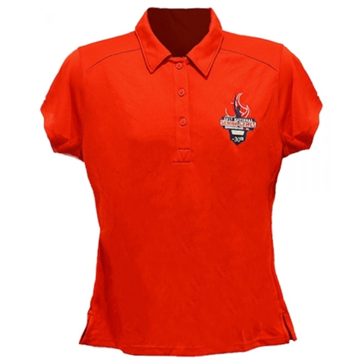 Ladies Dri-fit Embroidered Polo