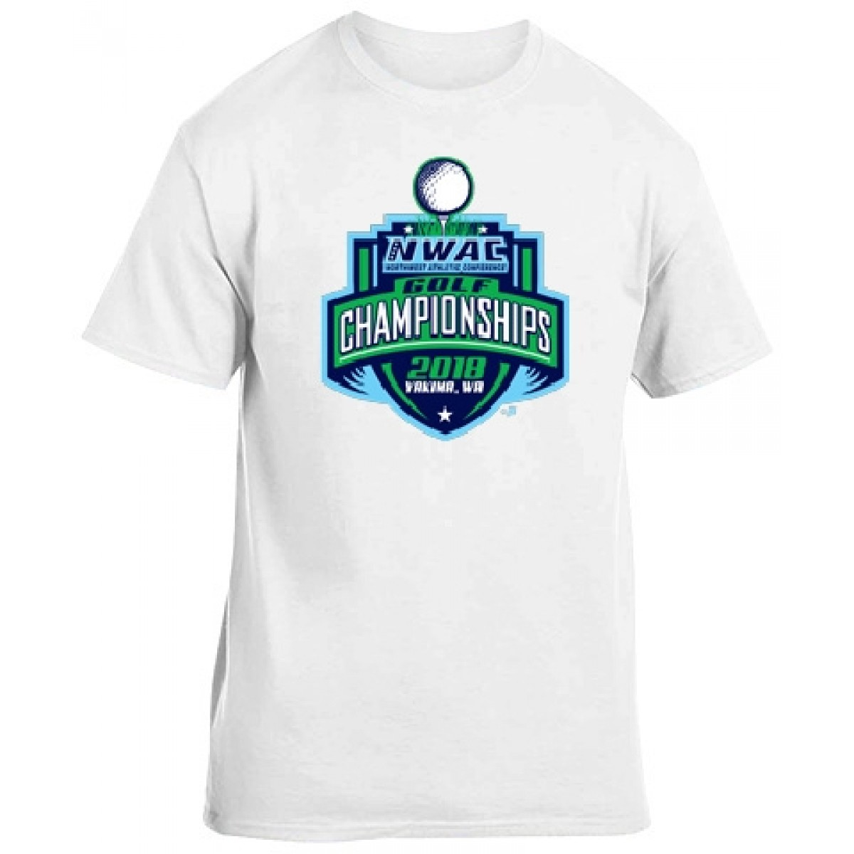 National Guard NWAC Golf T-shirt