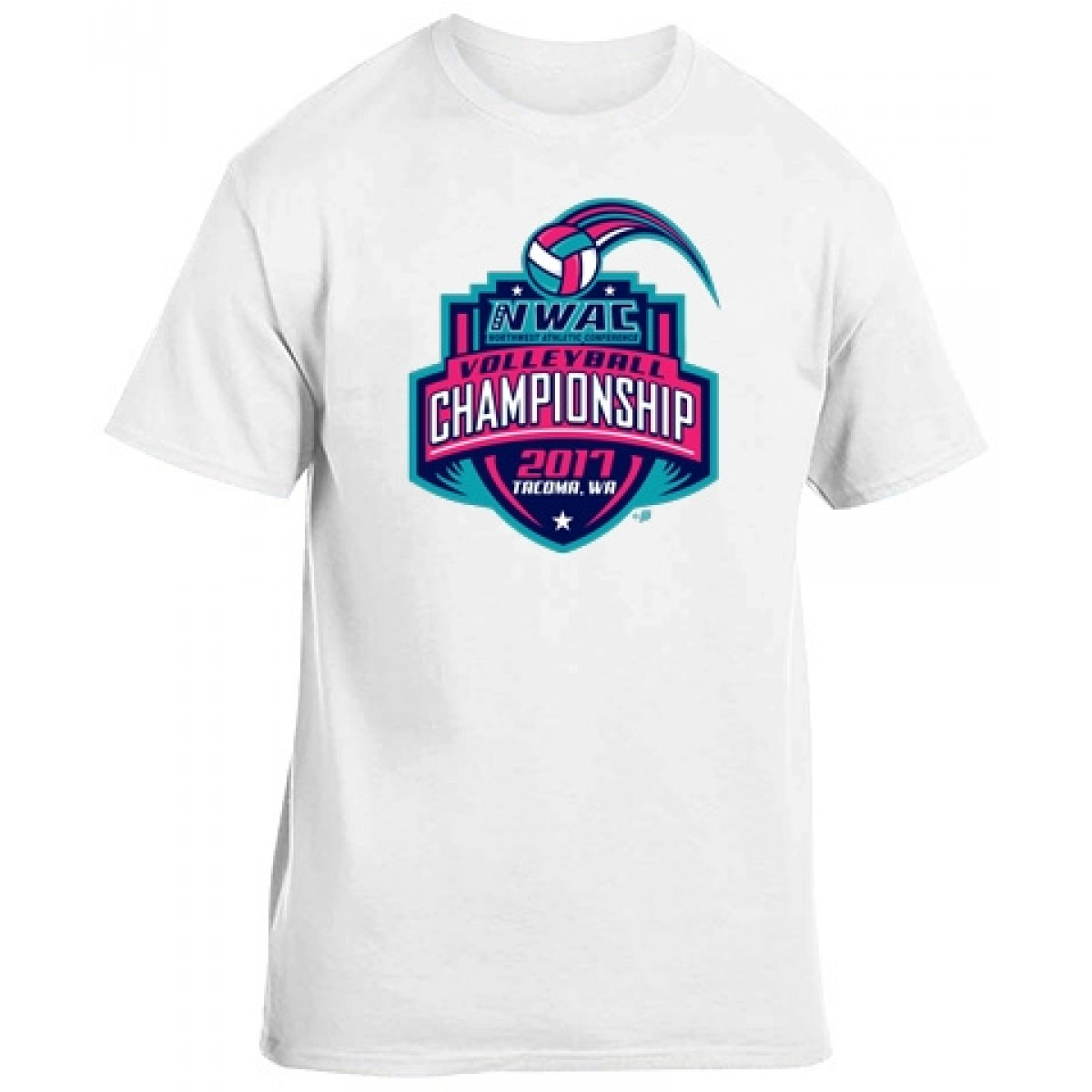 NWAC Volleyball Special Item-2XL