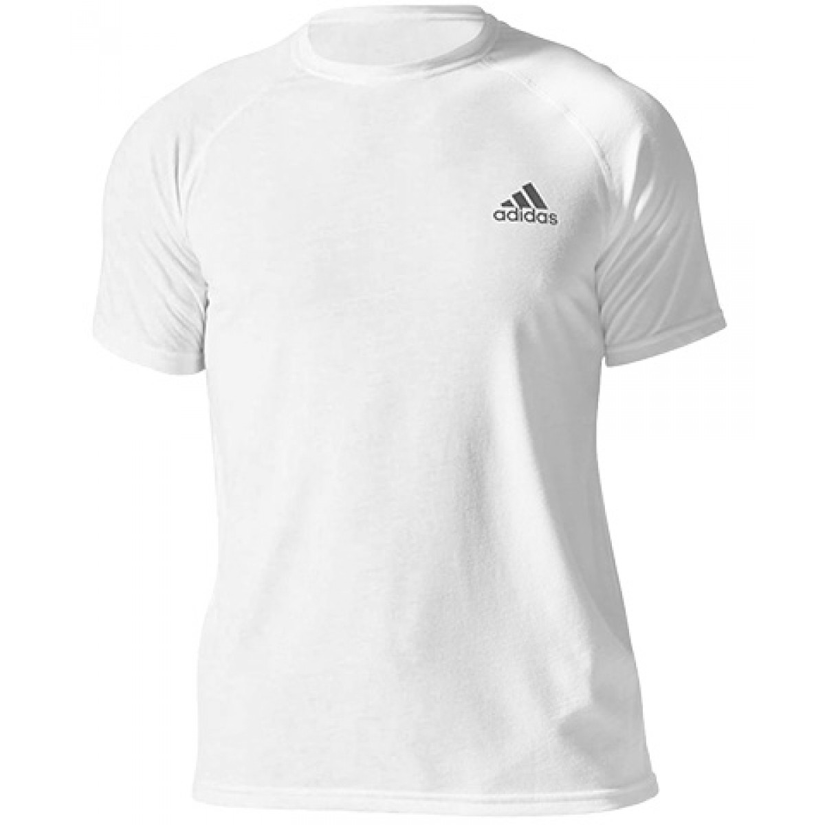 Adidas Ultimate Tee-White-M
