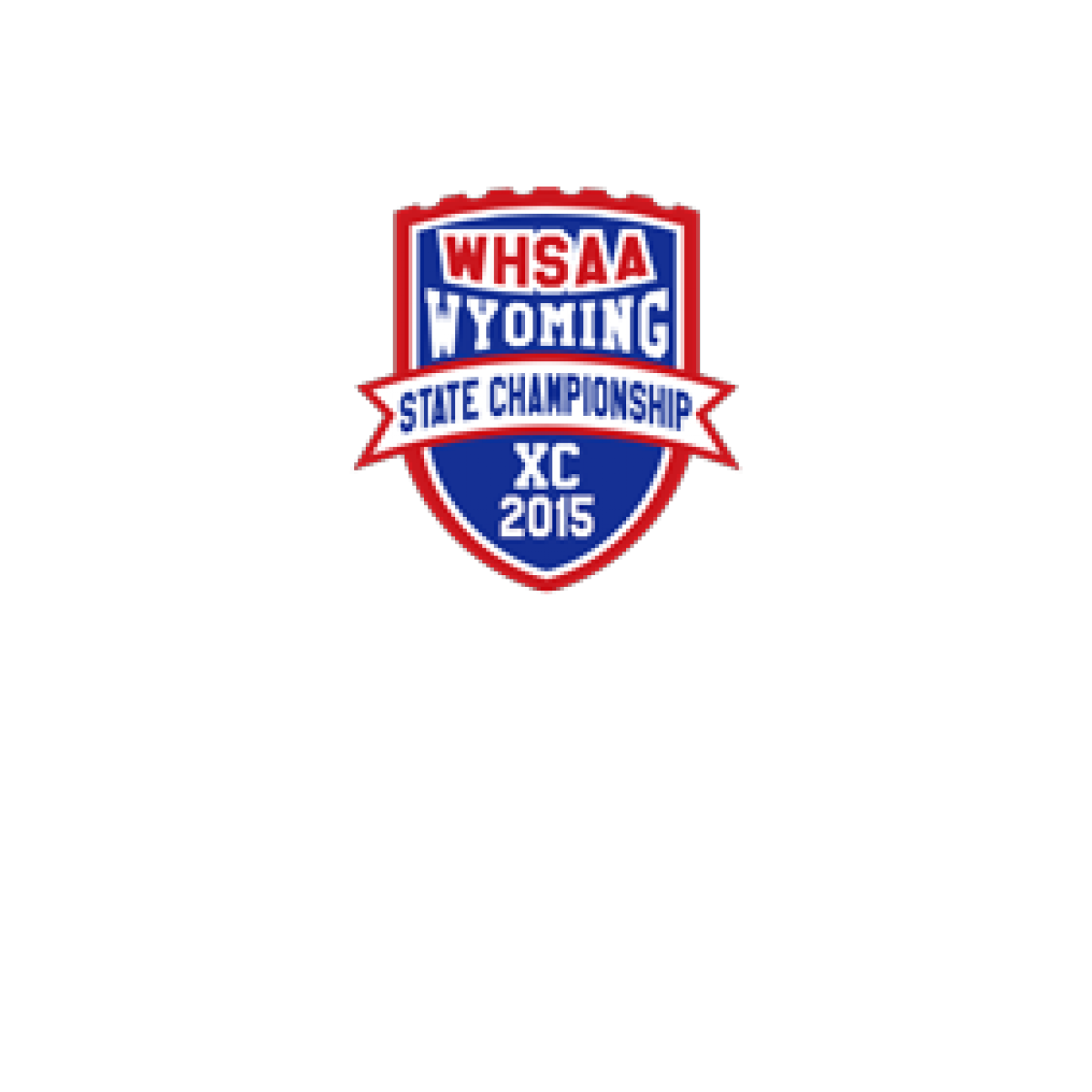 2015 WHSAA XC State Patch