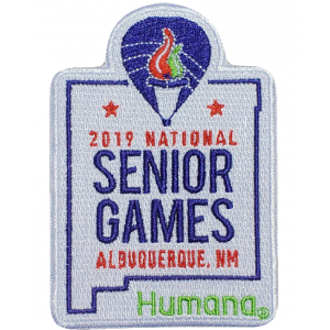 2019 National Senior Games Patch