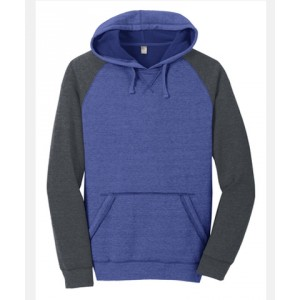 District Raglan Fleece Hoodie
