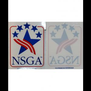 NSGA Sticker
