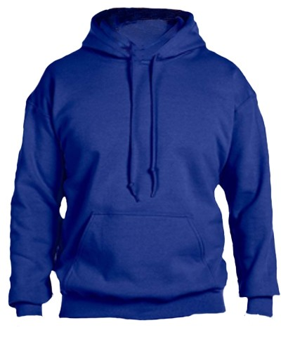 Cotton Hoody / Royal