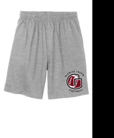 Sport-Tek® Jersey Knit Short with Pockets